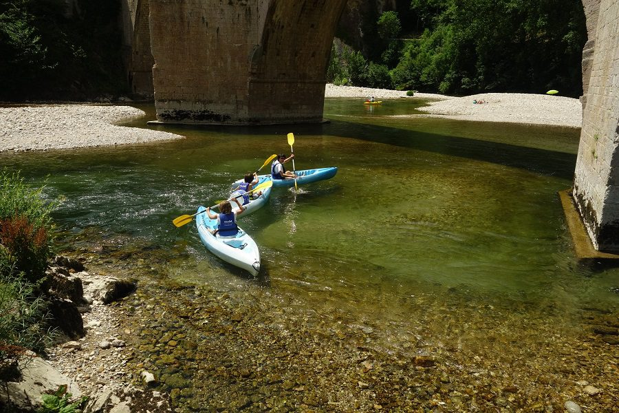 Canoë – Kayak Gorges du Tarn