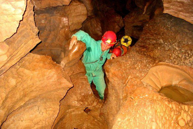 Grotte de la Clujade