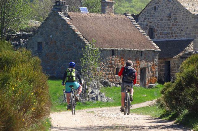 VTT Mont Lozère